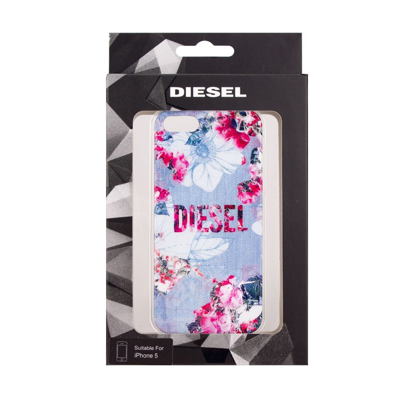 Diesel Snap Case iPhone 5/5S Flowers - 3
