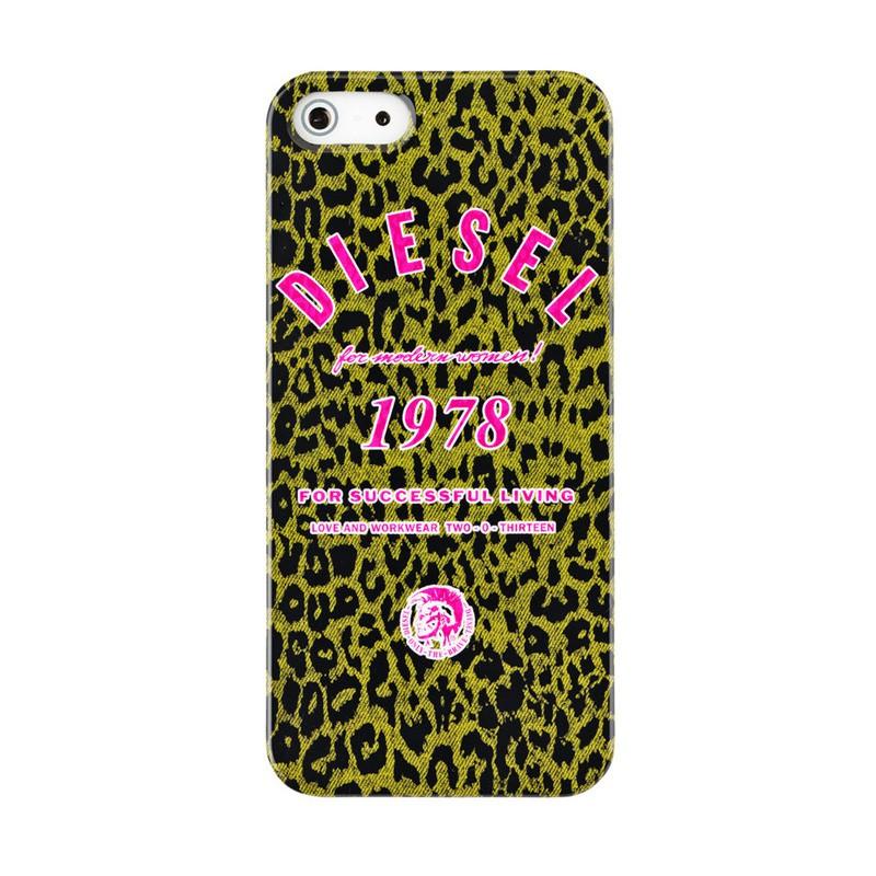 Diesel Snap Case iPhone 5/5S Leopard - 1