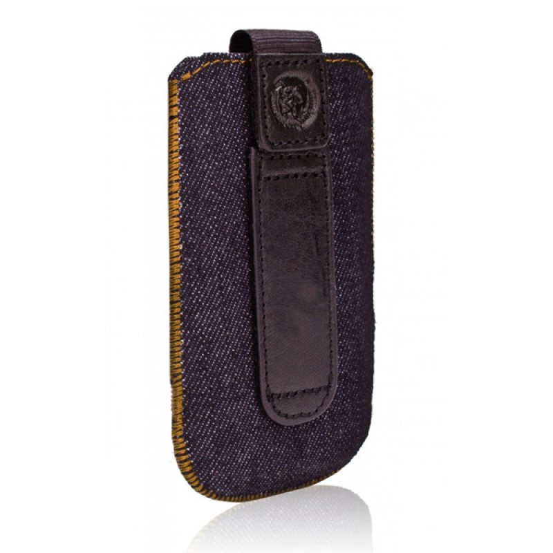 Diesel Universal Case iPhone 3G(S), 4(S) Denim - 2