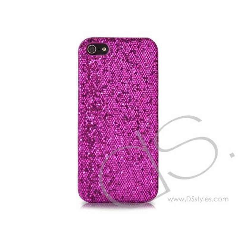DS. Styles Back Cover iPhone 5C Zirkonia Purple
