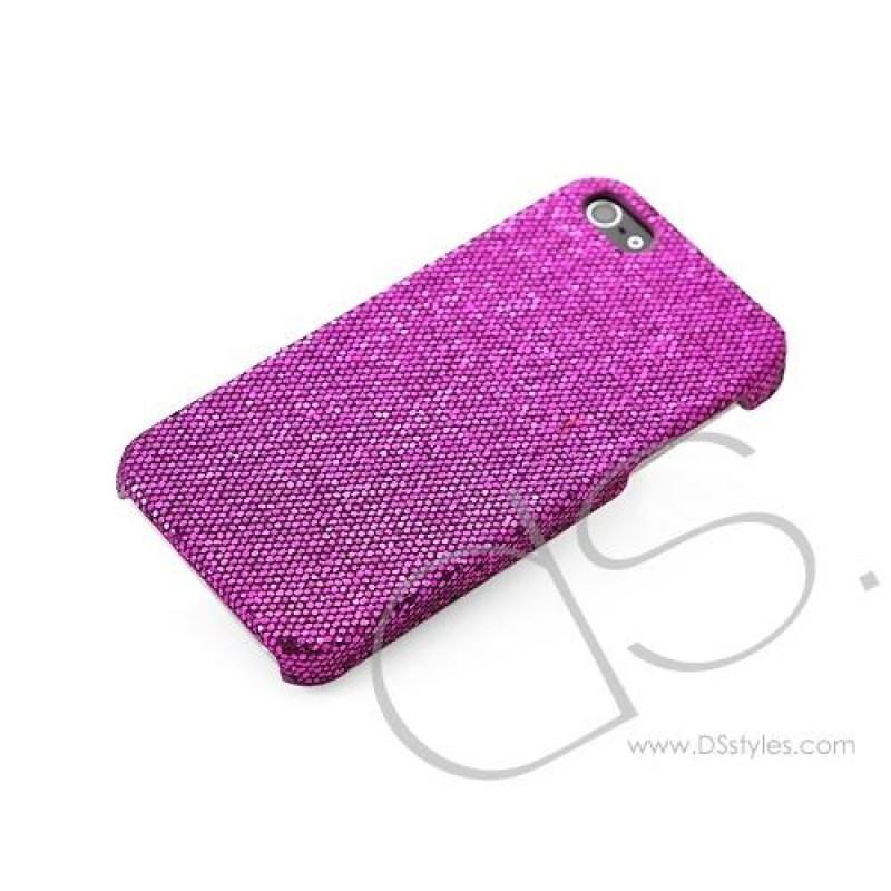 DS. Styles Zirconia Series iPhone 5 Purple  - 2