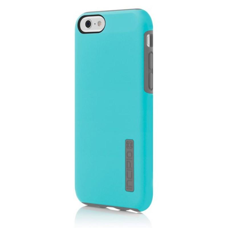 Incipio DualPro Case iPhone 6 Plus Cyan/Grey - 2