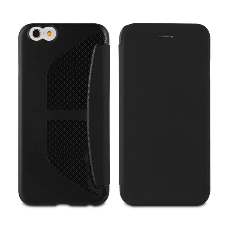 Muvit Easy Folio iPhone 6 Plus Black - 2