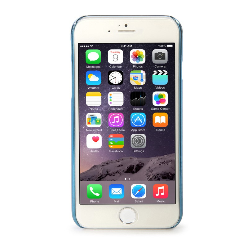 Tucano Elektro iPhone 6 Blue/Clear - 2