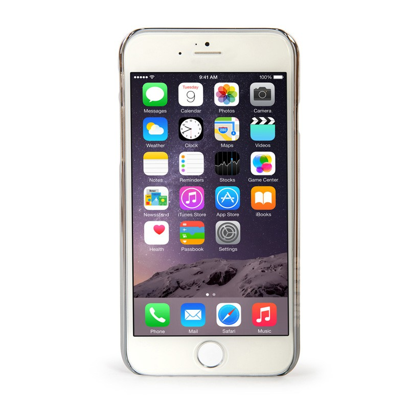 Tucano Elektro iPhone 6 Silver/Clear - 2