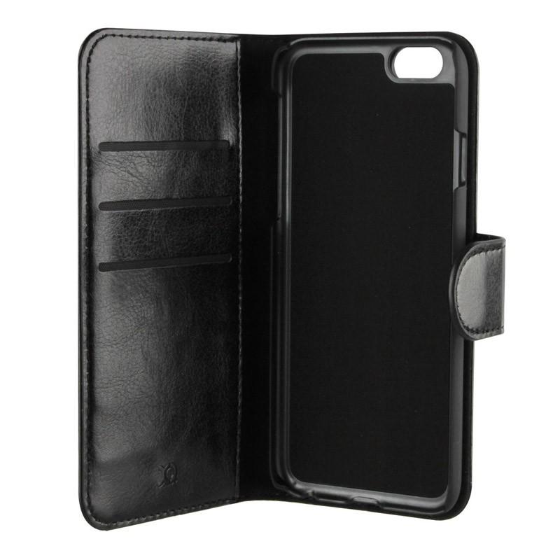 Xqisit Wallet Case Eman iPhone 6 Black - 1