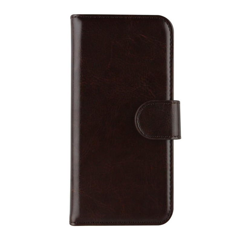 Xqisit Eman Wallet iPhone 6 Plus Brown - 2