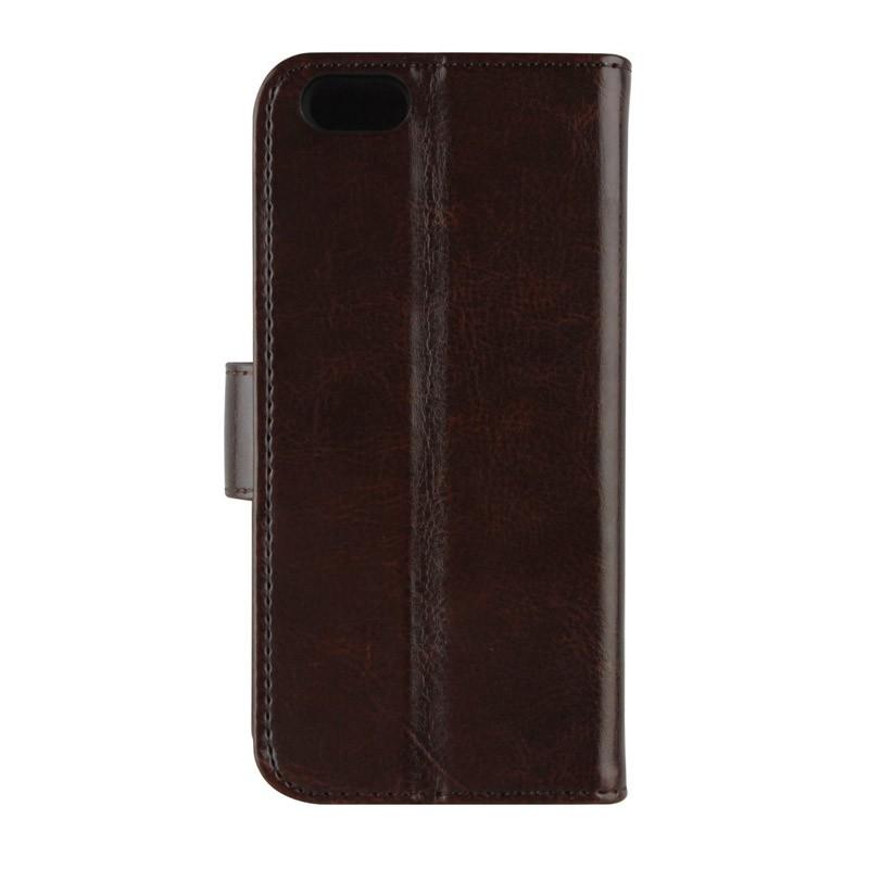 Xqisit Wallet Case Eman iPhone 6 Brown - 3