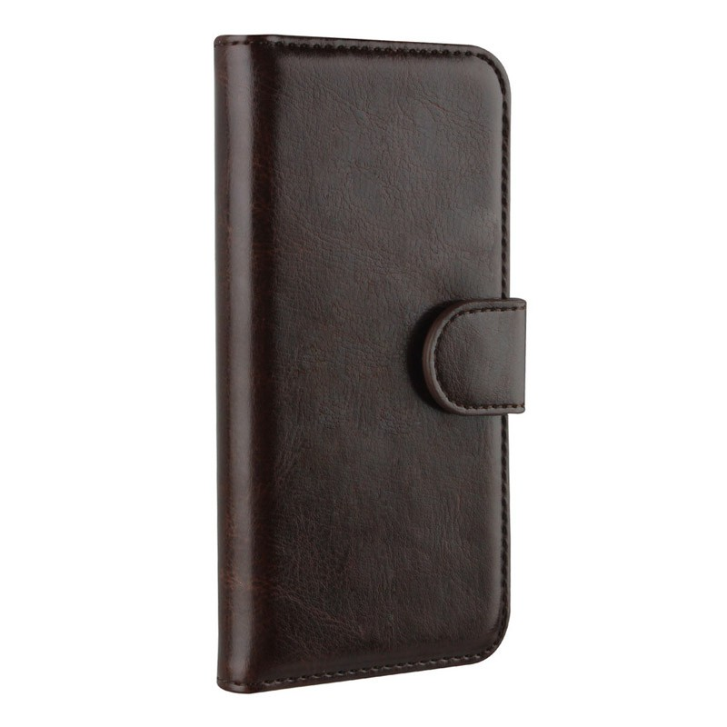 Xqisit Wallet Case Eman iPhone 6 Brown - 4