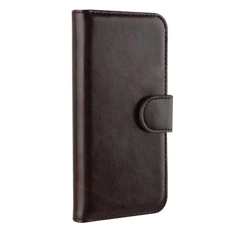 Xqisit Eman Wallet iPhone 6 Plus Brown - 4