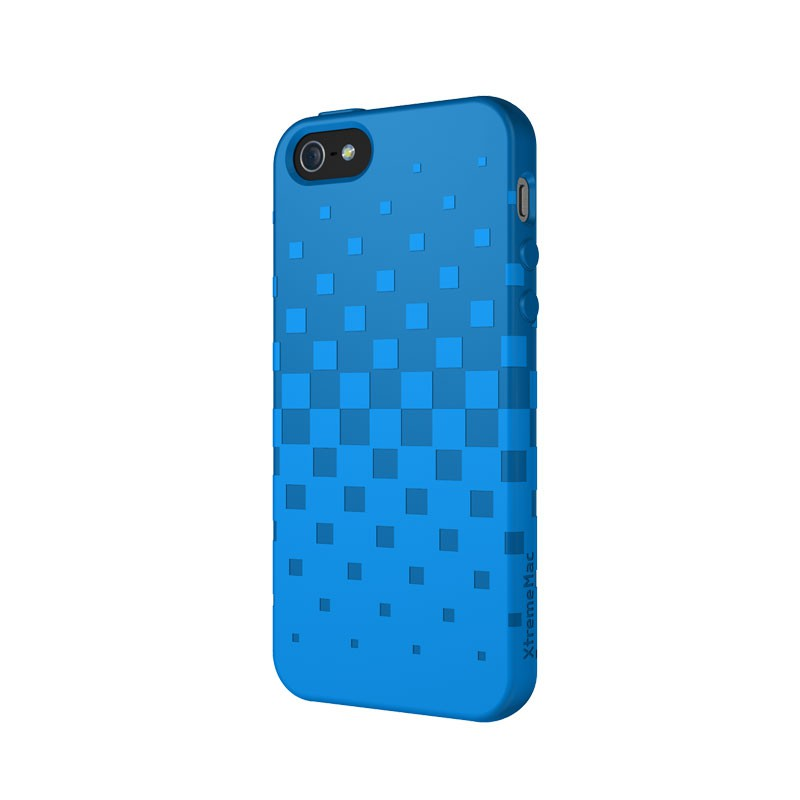 XtremeMac - Tuffwrap iPhone 5 (Blue) 02