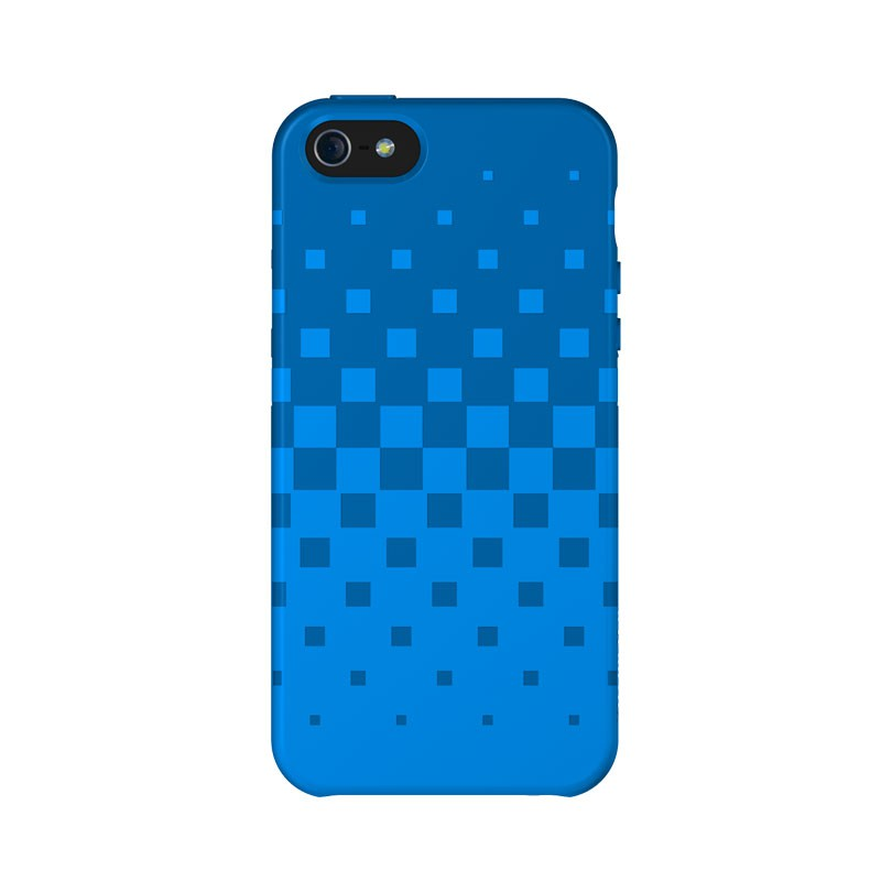 XtremeMac - Tuffwrap iPhone 5 (Blue) 03