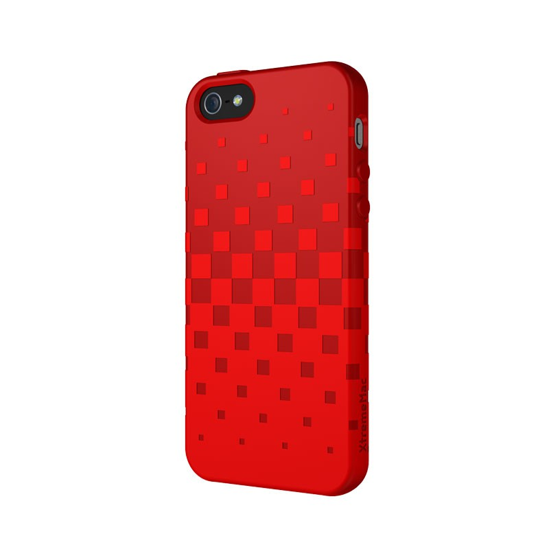 XtremeMac - Tuffwrap iPhone 5 (Red) 02