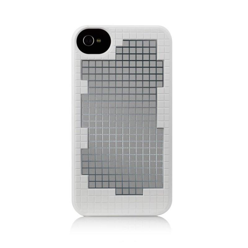 Belkin Meta 028 Case iPhone 4(S) White - 1
