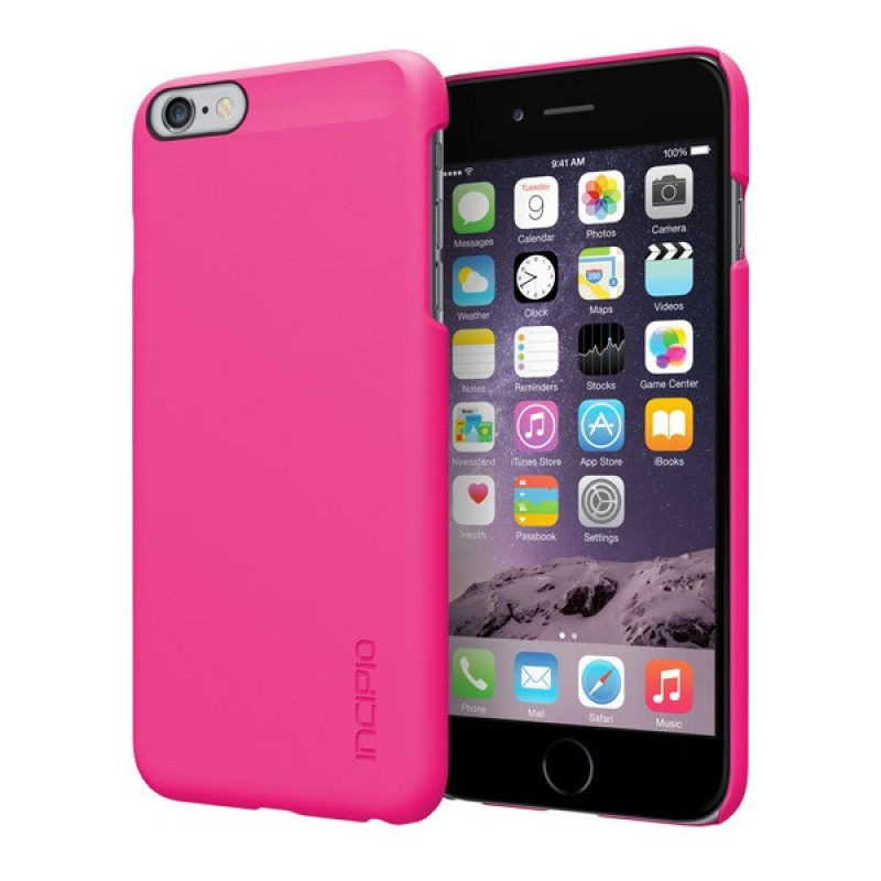 Incipio Feather iPhone 6 Plus Pink - 1