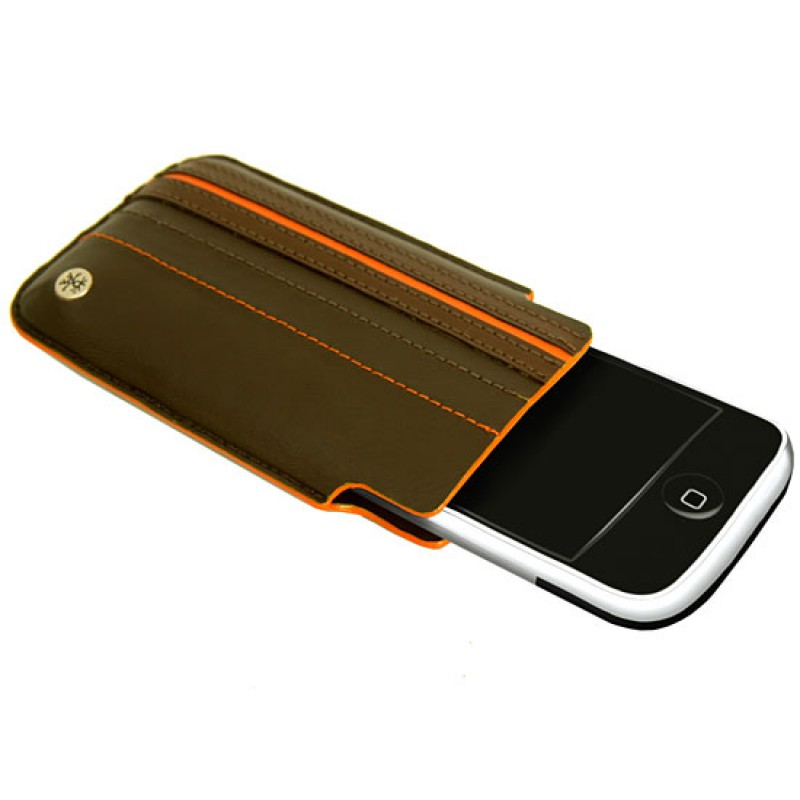 Crumpler Le Royale iPhone / iPod black/grey - 2