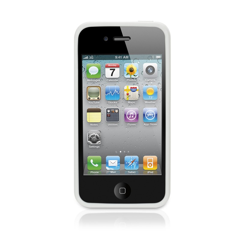 Griffin - Reveal iPhone 4(S) White 02