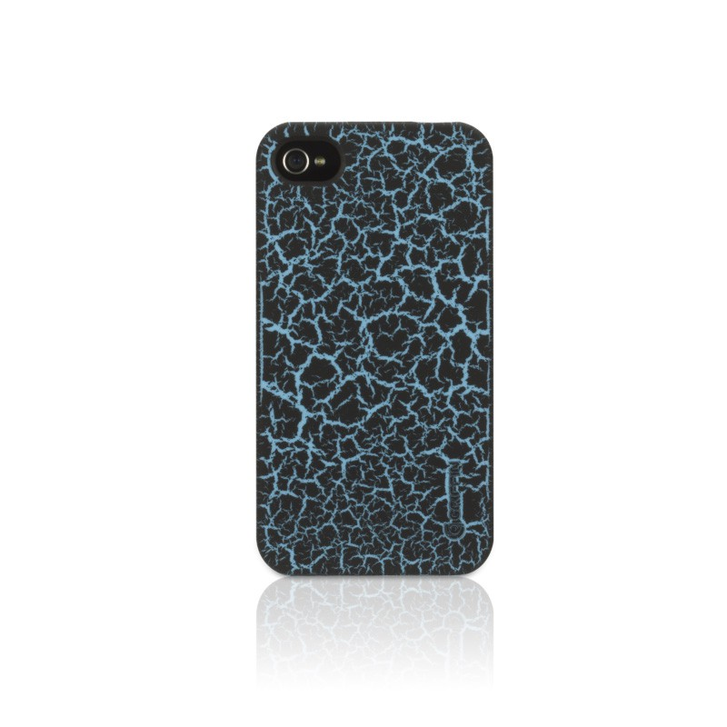 Griffn - Outfit Crackle iPhone 4(S) Blue 01