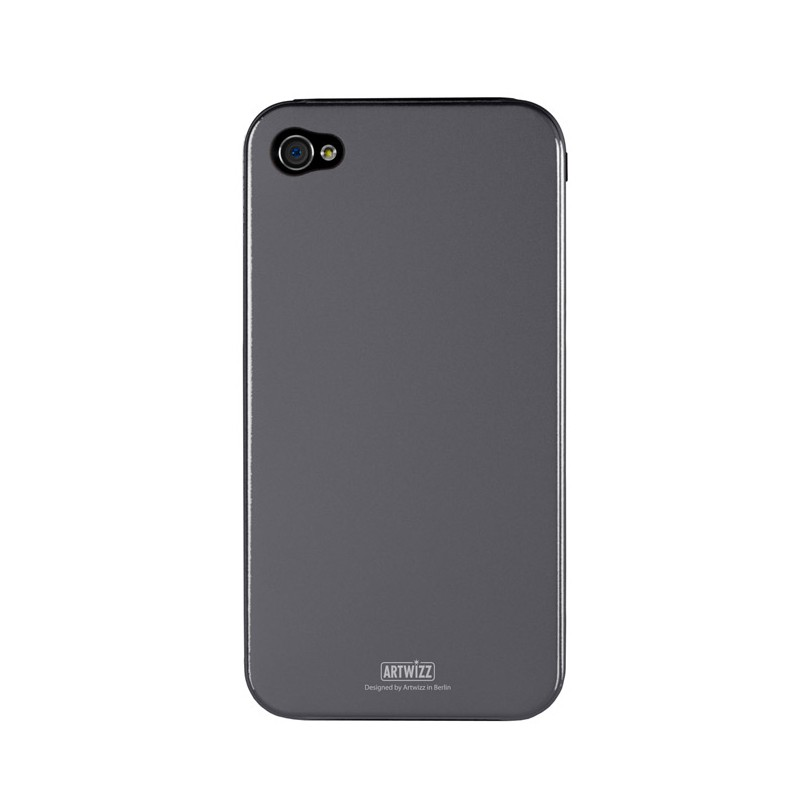 Artwizz - SeeJacket Alu iPhone 4(S) Grey 01