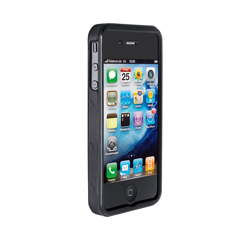 Artwizz - SeeJacket Alu iPhone 4(S) Grey 02
