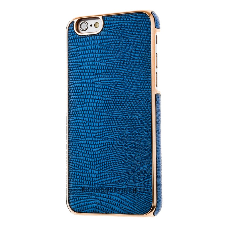Richmond & Finch Framed Rosé iPhone 6 / 6S Navy Reptile - 2