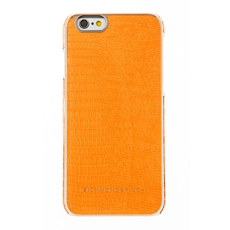 Richmond & Finch Framed Rosé iPhone 6 / 6S Goldfish Orange Reptile - 1