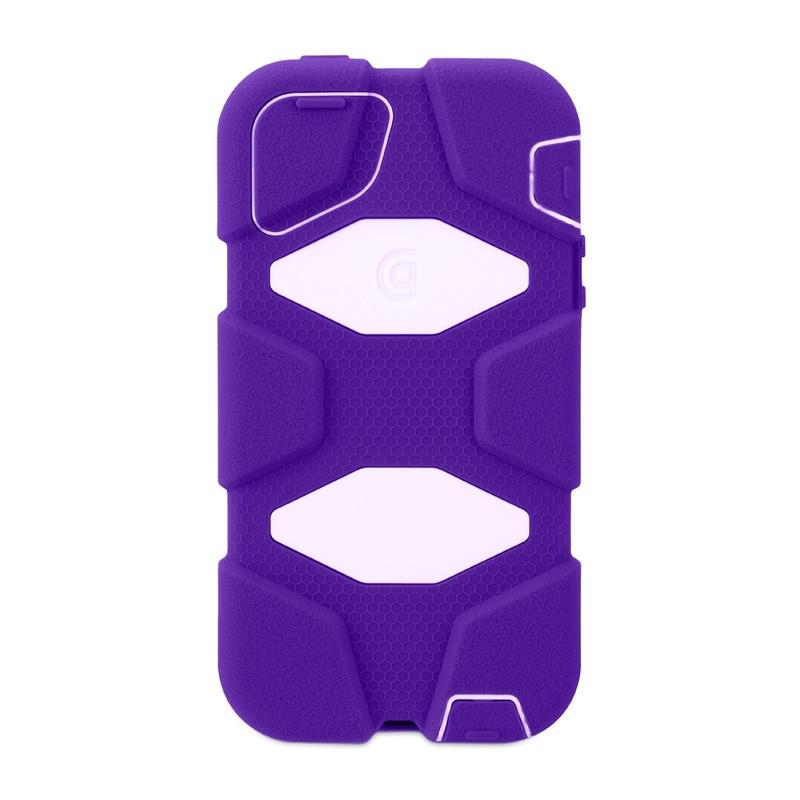 Griffin Survivor iPhone 5 Purple - 1