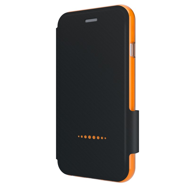 Gear4 3DO BookCase iPhone 6 / 6S Black/Orange - 3