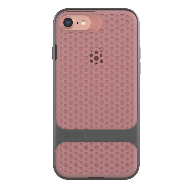 Gear4 Carnaby D3O Case iPhone 7 Rose Gold/Grey - 3
