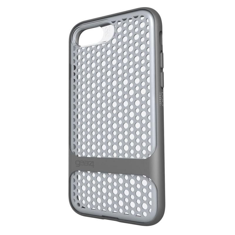 Gear4 Carnaby D3O Case iPhone 7 Silver/Grey - 2