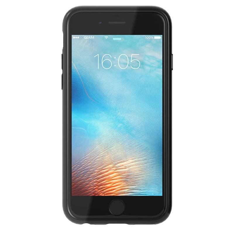 Gear4 3DO IceBox Edge iPhone 6 / 6S Black/Clear - 2