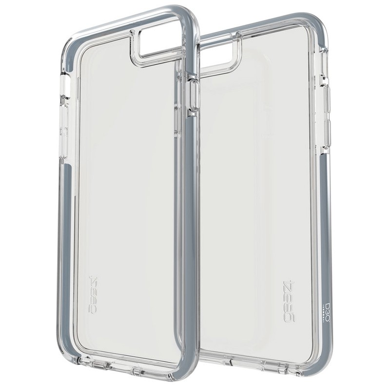 Gear4 3DO IceBox Tone iPhone 6 / 6S Grey/Clear - 2