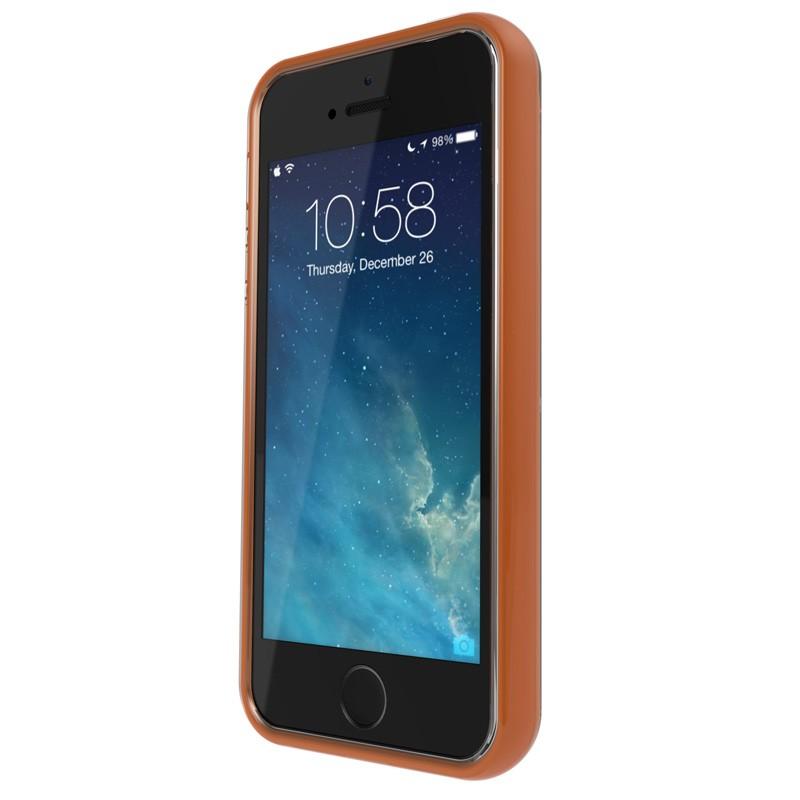 Gear4 3DO JumpSuit iPhone 6 / 6S Smoke/Orange - 4