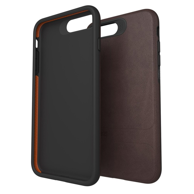 Gear4 Mayfair iPhone 7 Plus Brown - 1