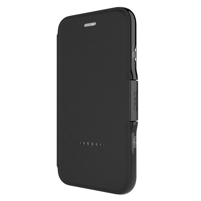 Gear4 Oxford Book Case iPhone 7 Black - 2