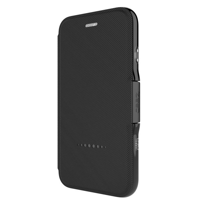 Gear4 Oxford Book Case iPhone 7 Black - 2