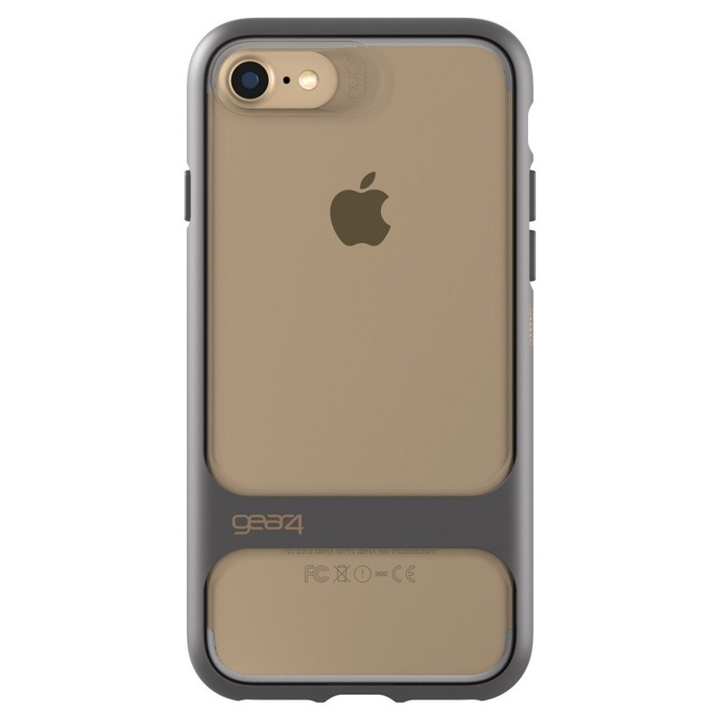 Gear4 Soho 3DO Case iPhone 7 Black/Gold - 2