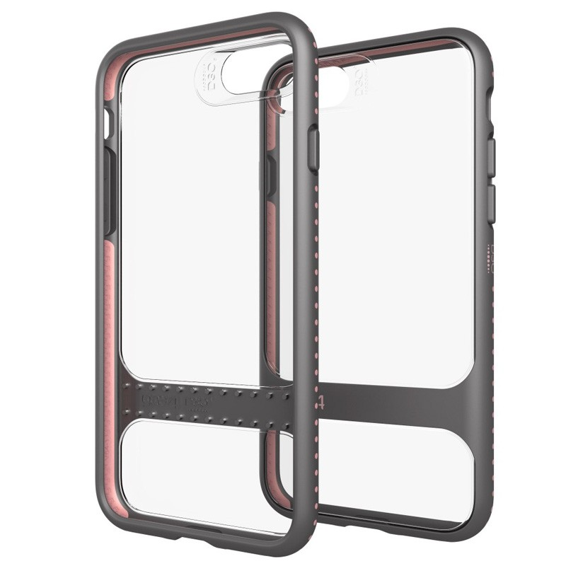 Gear4 Soho 3DO Case iPhone 7 Pink/Black - 1