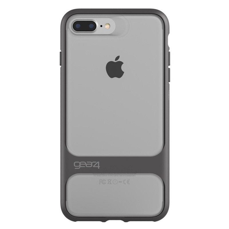 Gear4 Soho D3O Case iPhone 7 Plus Silver - 2