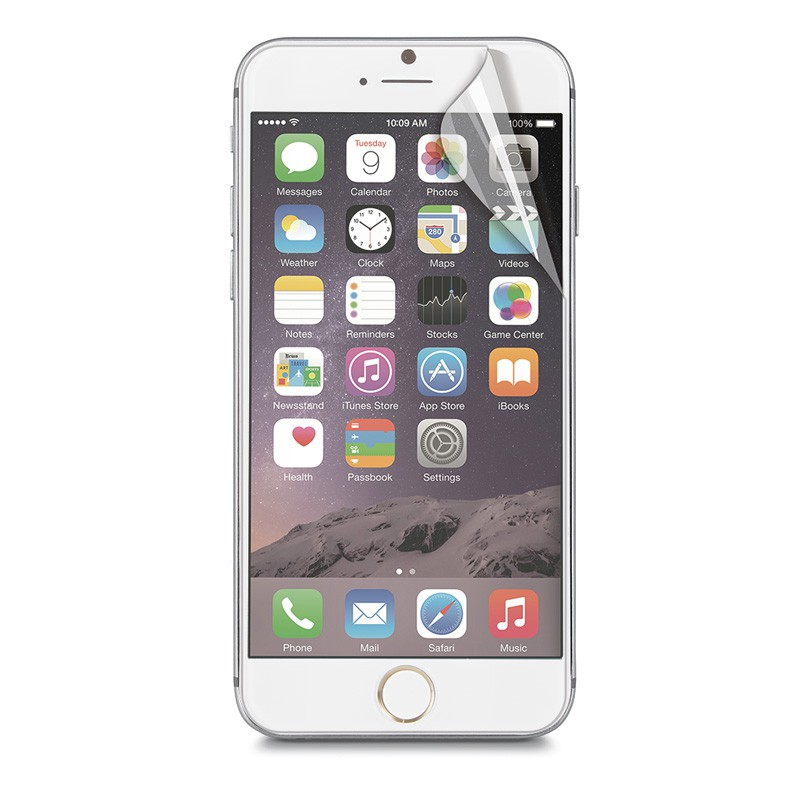 Muvit Screenprotector iPhone 6 Plus Glossy