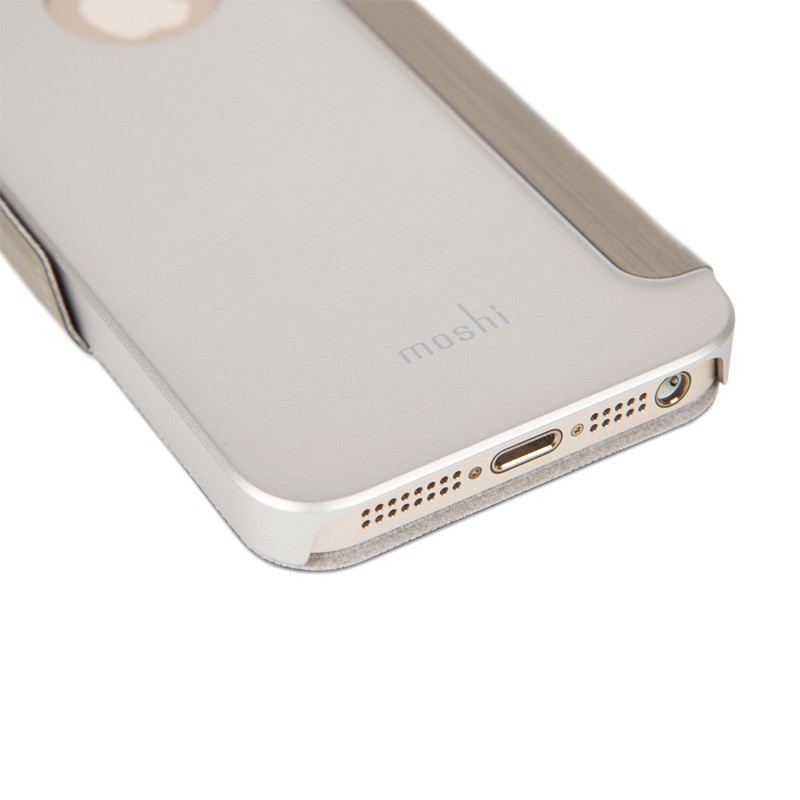 Moshi SenseCover iPhone 5/5S Gold - 7