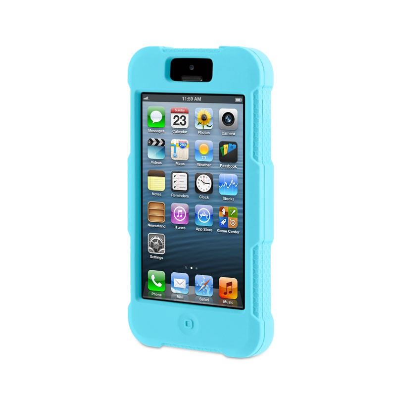Griffin Protector iPhone 5 (Turquoise) 02