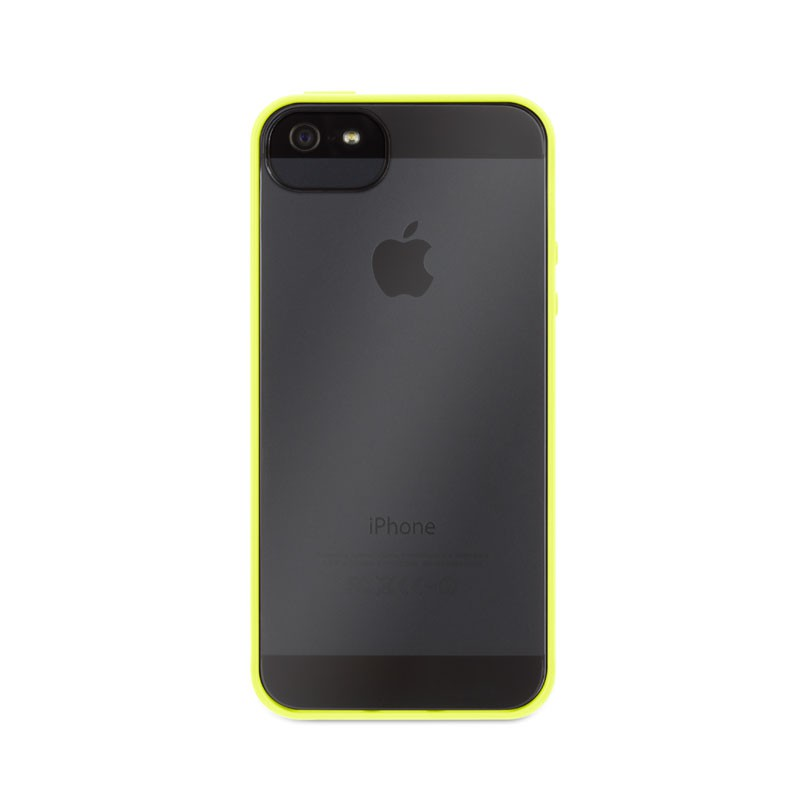 Griffin Reveal iPhone 5 Citron/Yellow 01