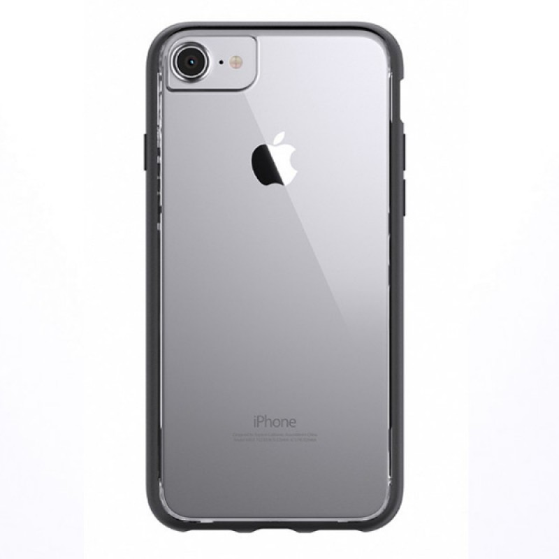 Griffin Reveal iPhone 7 Black/Clear - 1
