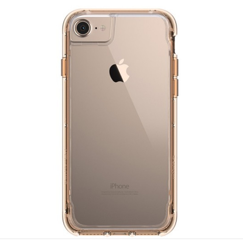 Griffin Survivor Clear iPhone 7 Gold/Clear - 1