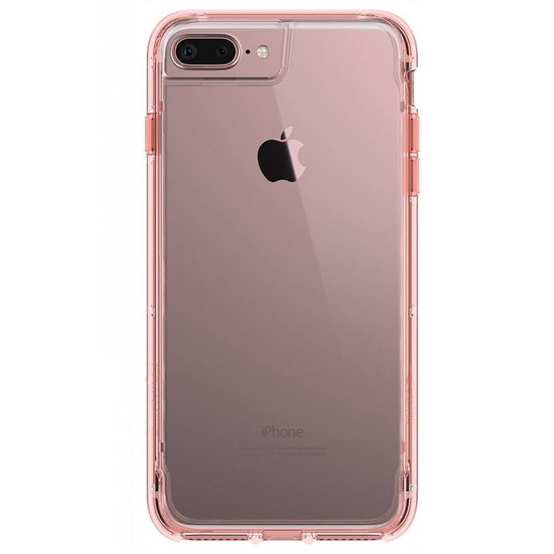 Griffin Survivor Clear iPhone 7 Plus Rose Gold/Clear - 1