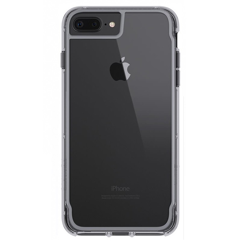 Griffin Survivor Clear iPhone 7 Plus Smoke/Clear - 1