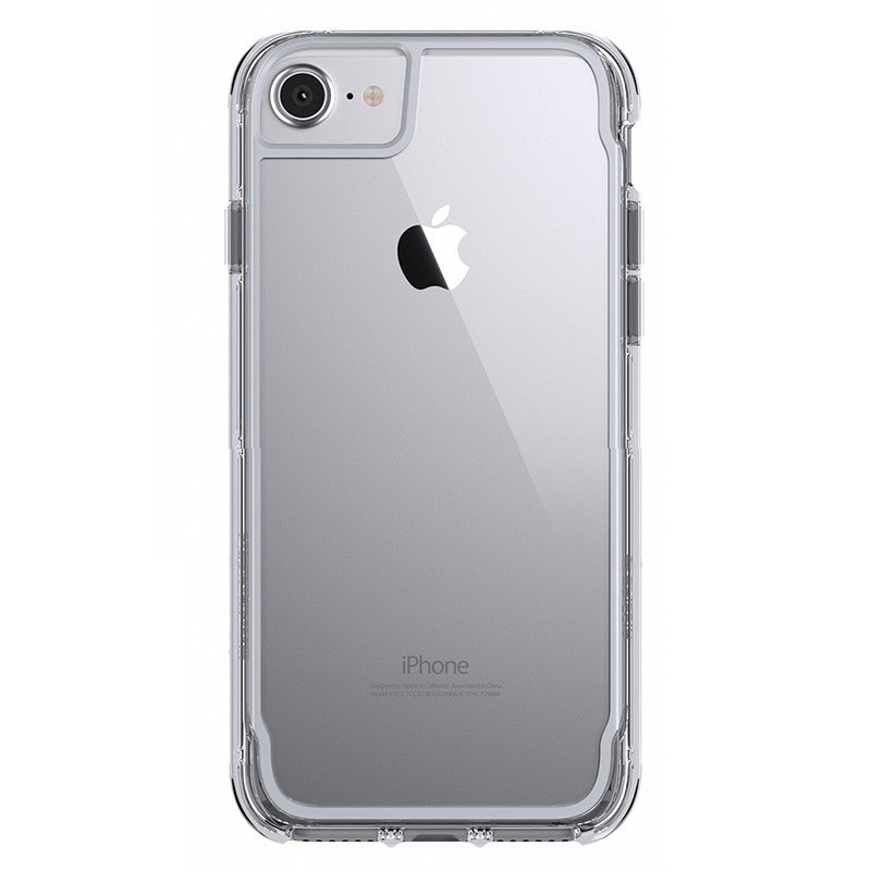 Griffin Survivor Clear iPhone 7 Space Grey/Clear - 1