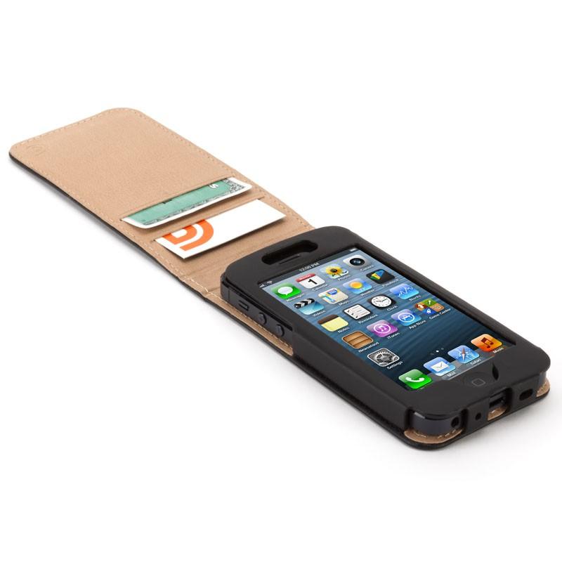 Griffin Midtown Flip iPhone 5 Black - 3
