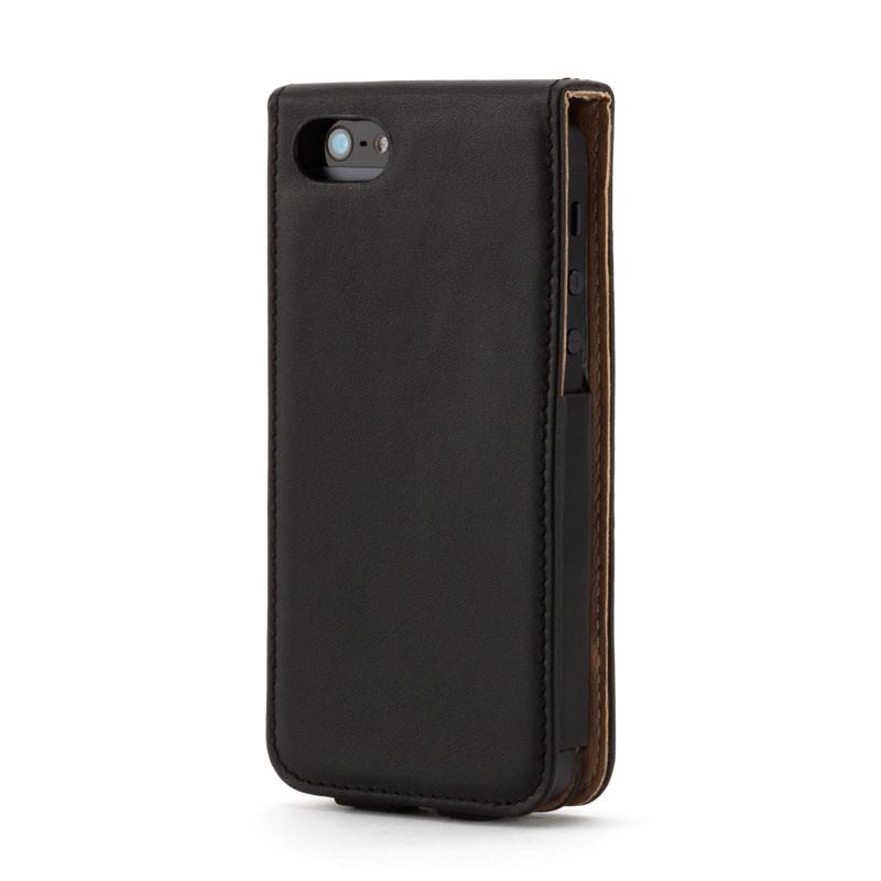 Griffin Midtown Flip iPhone 5 Black - 1